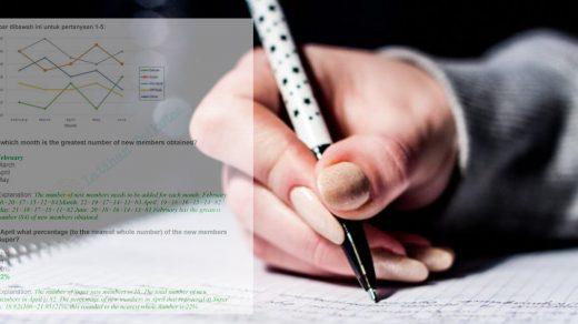 Download Soal dan Jawaban Tes Psikotes Membaca Data dan Grafik [format .pdf]